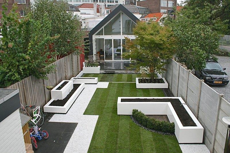 Bijsterveld hoveniers for Mooie tuinen voorbeelden